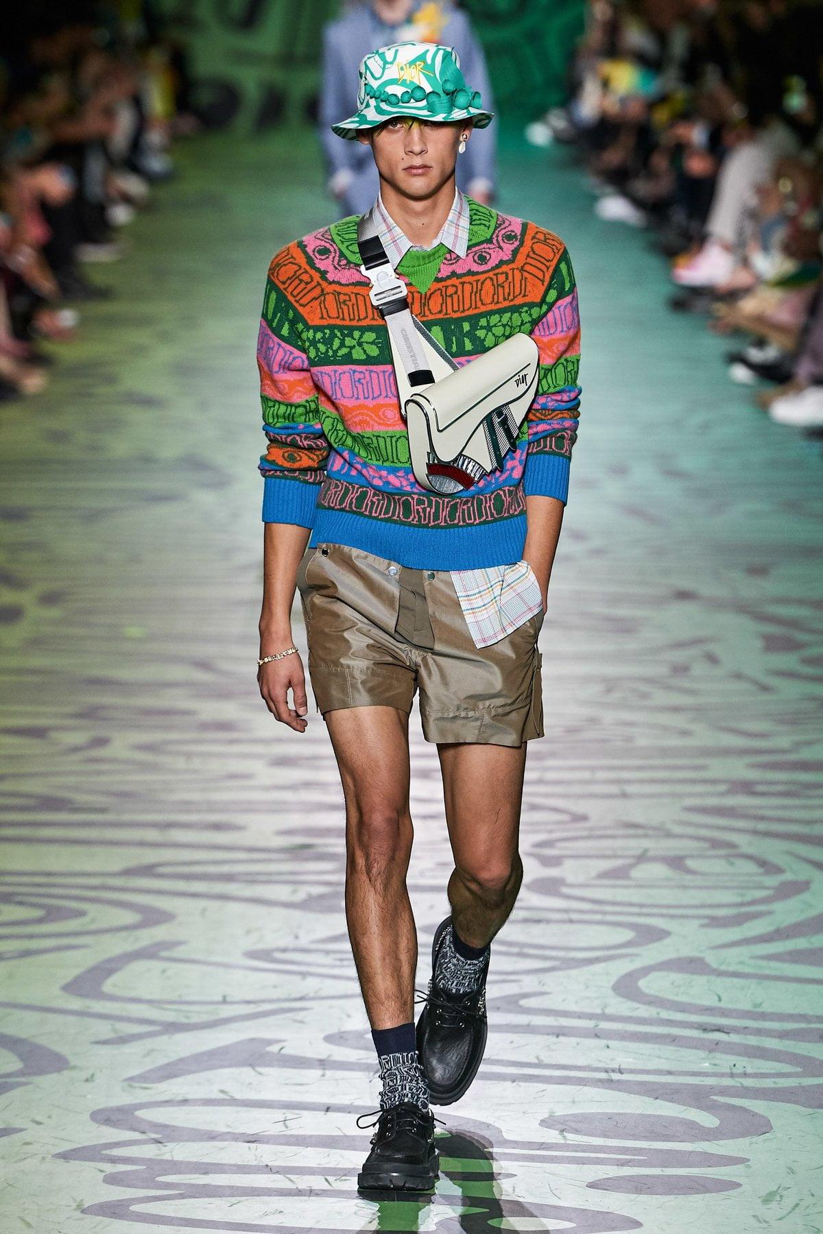 Dior muốn đánh gục cả thế giới với dòng thời trang nam đầy nhục cảm 3