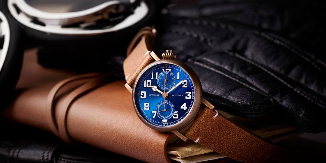 Longines Type A-7 1935 2019