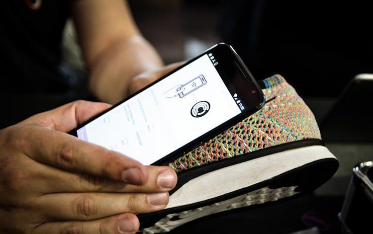 blockchain trong ngành thời trang may mặc