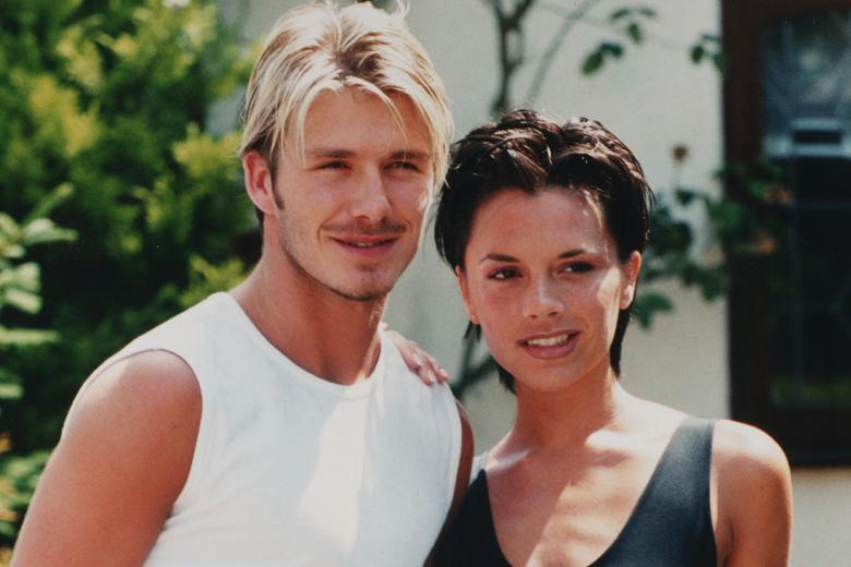 David Beckham quyến rũ