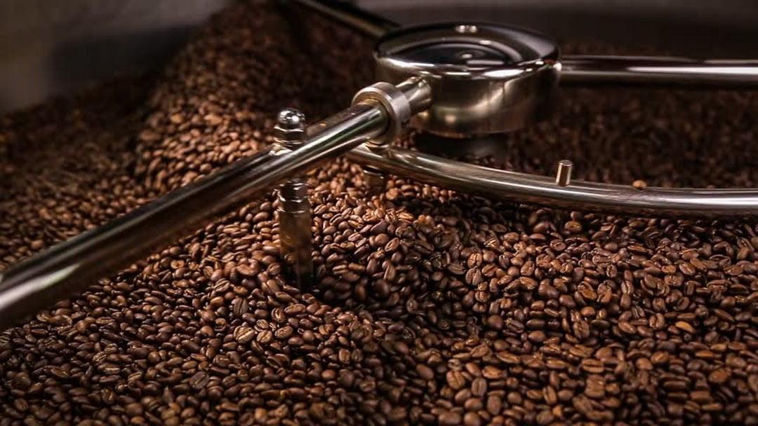Quá trình rang hạt cà phê