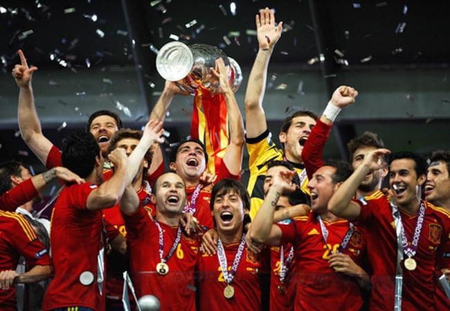 tây ban nha world cup 2010