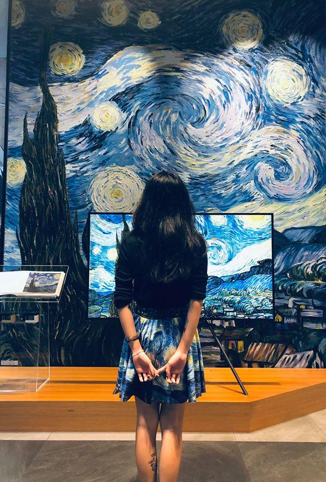 Tại sao nhiều người thích tranh Van Gogh
