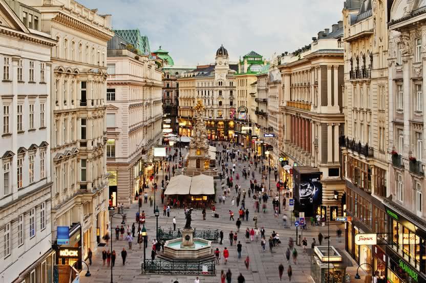 Vienna - thành phố của những di sản