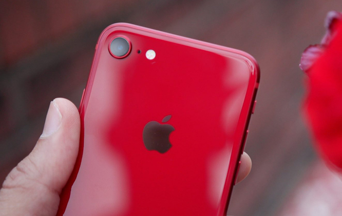 Apple, iPhone 9 Plus.