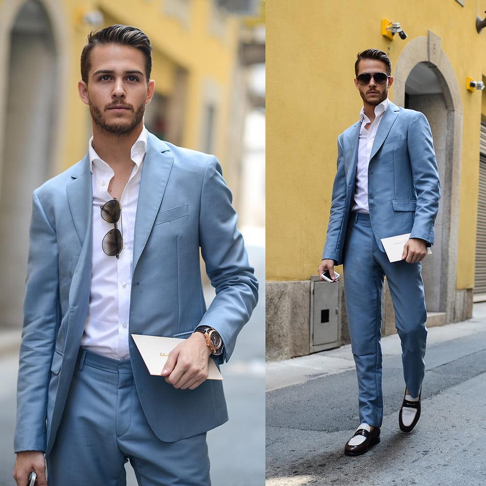 Cách lựa chọn áo vest đẹp cho quý ông