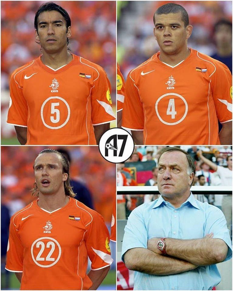 Ha Lan Euro 2004
