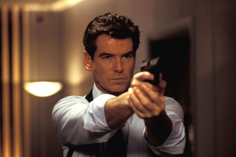 Pierce Brosnan - James Bond