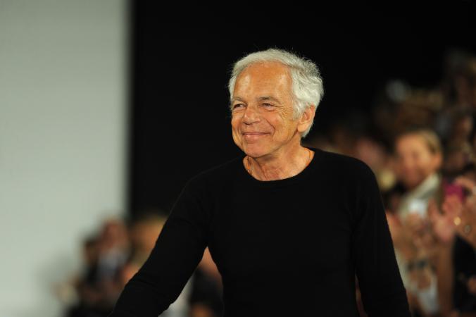 Ralph Lauren, người sáng lập thương hiệu thời trang Ralph Lauren