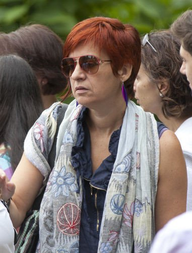 Sandra Ortega Mera, con gái của nhà sáng lập Zara