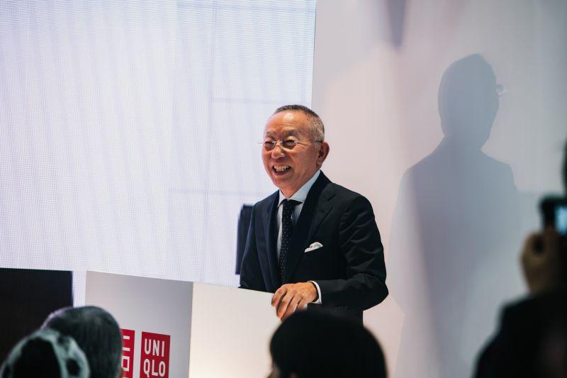 Tadashi Yanai, chủ sở hữu đế chế thời trang Uniqlo