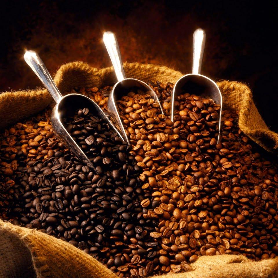 Cách rang cà phê