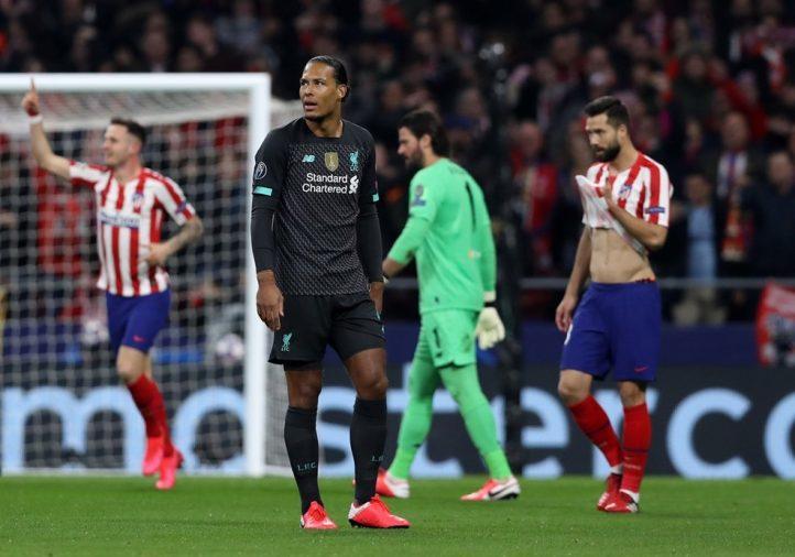 Atletico Madrid vs Liverpool Wanda luận anh hùng