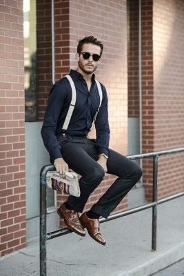Chọn giày Monk-strap cho phong cách quý ông công sở