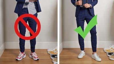 Tự tin chọn giày sneaker để thể hiện guu thời trang