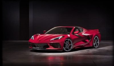 Chevy C8 Corvette Stingray 2020