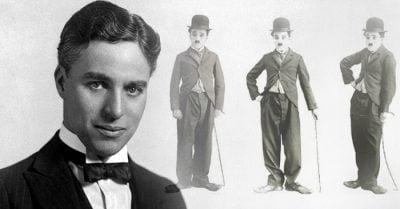 bach duong Charlie Chaplin menback