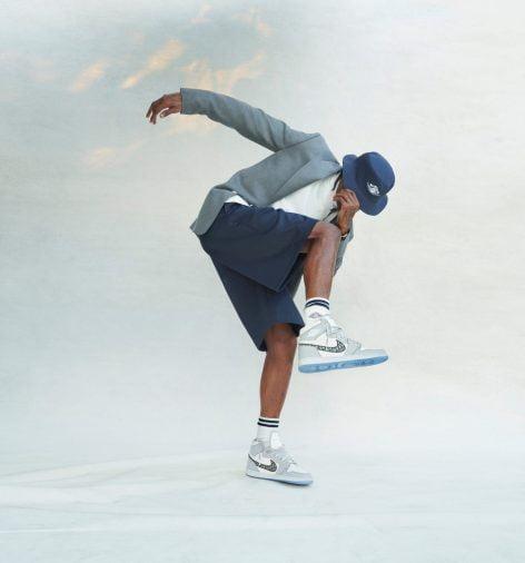 Air Jordan 1 High OG Dior Sneaker phiên bản giới hạn