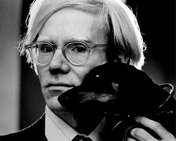 Andy Warhol dan ong cung su tu noi tieng