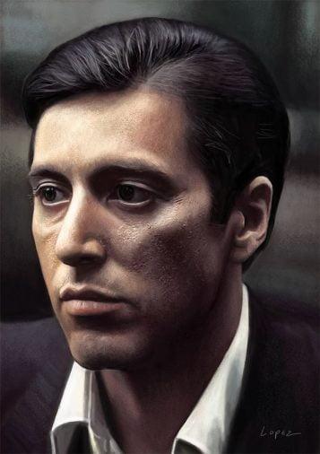 Michael Corleone Bo Gia