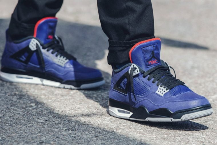 Nike Air Jordan 4 Winterized