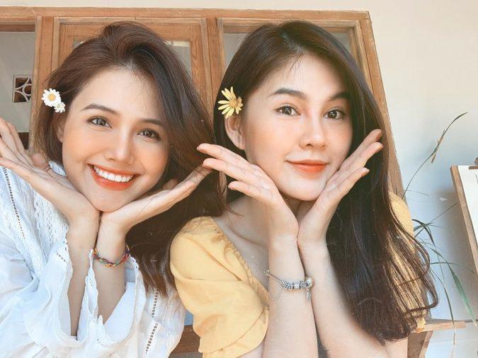 Phanh Lee Lê Phương Anh và Vũ Thu Hoài