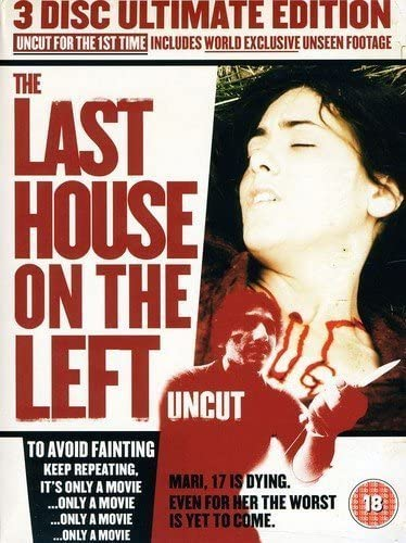 Phim THE LAST HOUSE ON THE LEFT (1972)