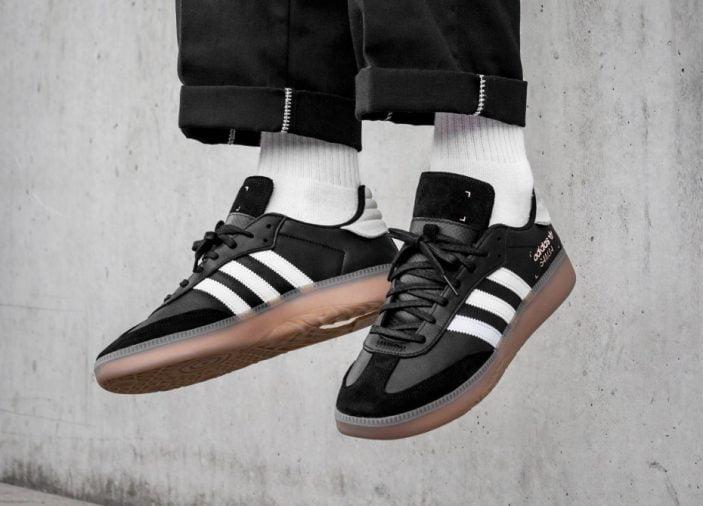 adidas-Samba-RM-Black-Brown
