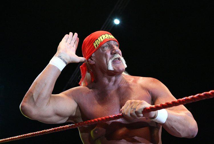 dan ong cung su tu noi tieng Hulk Hogan