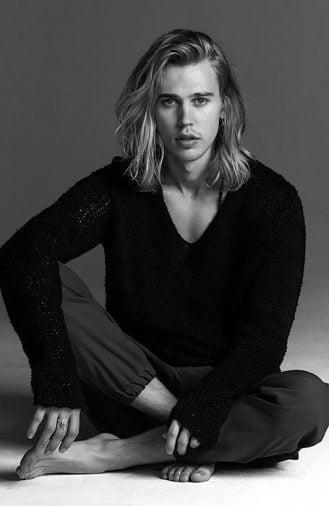 Kiểu tóc dài của Austin Butler