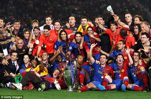 Barcelona 2008-2009