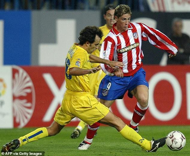 Fernando Torres 1999 2000