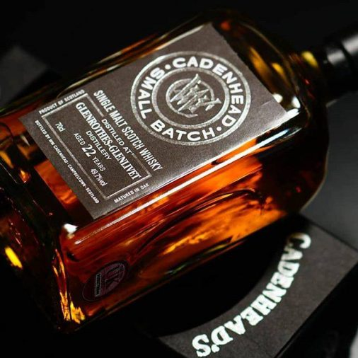 Glenrothe-Glenlivet 1996 22yo 49.7% 70cl Wm Cadenhead bottled 2019