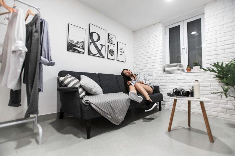 Kinh nghiệm cải tạo căn nhà nhỏ 16m2 tuyệt đẹp với chi phí thấp