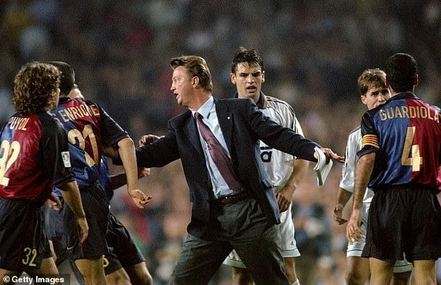 Louis van Gaal's Barcelona 1999 2000
