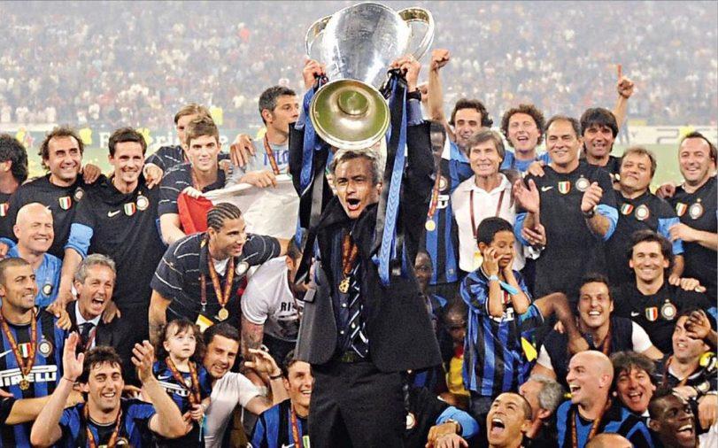 Mourinho Inter Milan