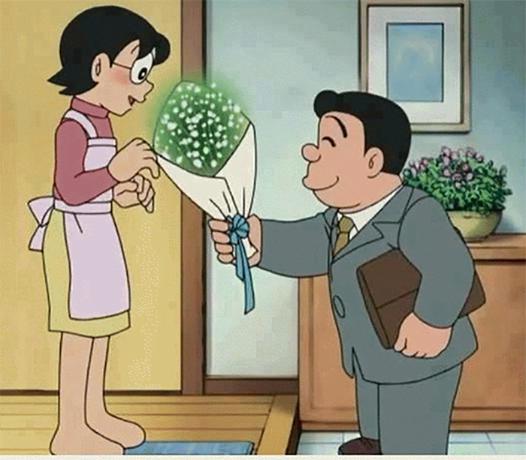 bố nobita
