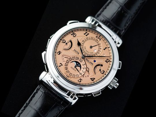 dong ho Patek Philippe