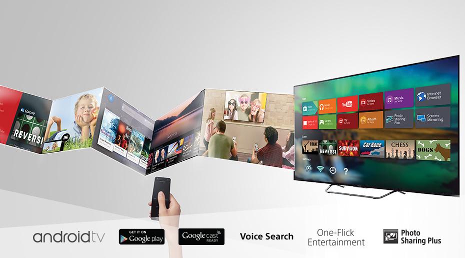 Android là hệ điều hành xuất hiện trên nhiều mẫu Smart TV giá rẻ tầm 5 triệu đồng.