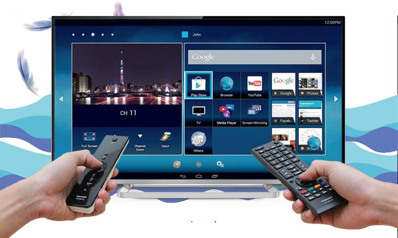 Smart TV Android ngày càng rẻ, thu hút người dùng vì có nhiều tính năng, kho ứng dụng phong phú hơn TV thông thường.