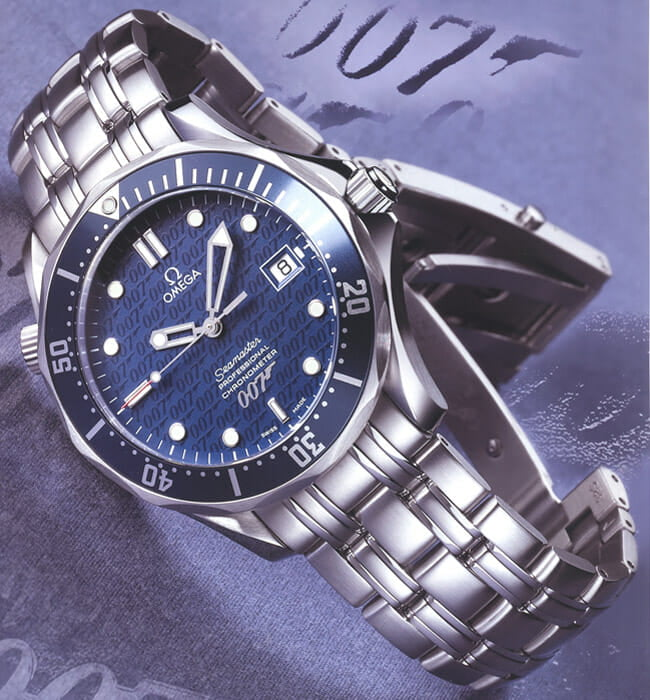 James-Bond- OMEGA SEAMASTER PROFESSIONAL
