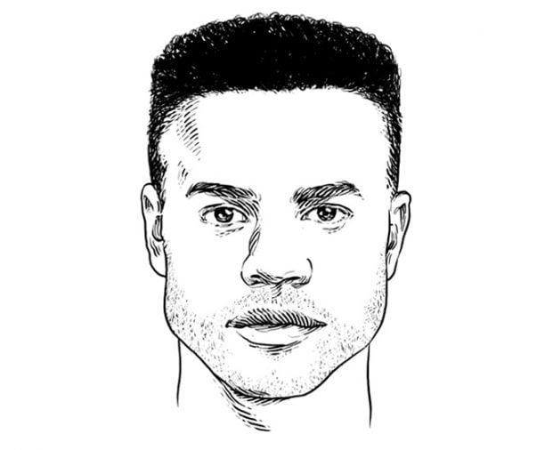 Kiểu tóc phù hợp với nam giới có khuôn mặt vuông