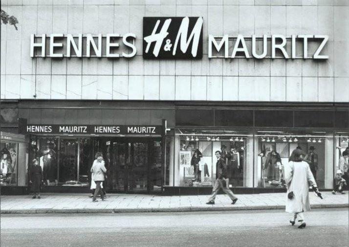 lich su thuong hieu thoi trang H&M
