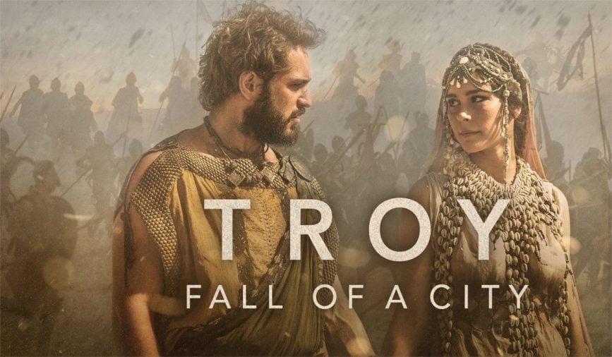 phim truyen hinh hay nhat Troy Fall of a City
