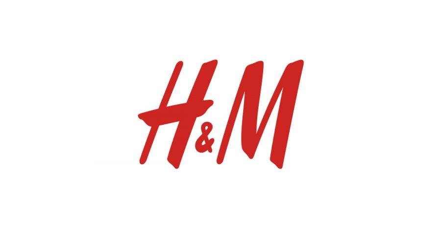 logo thương hiệu thời trang H&M