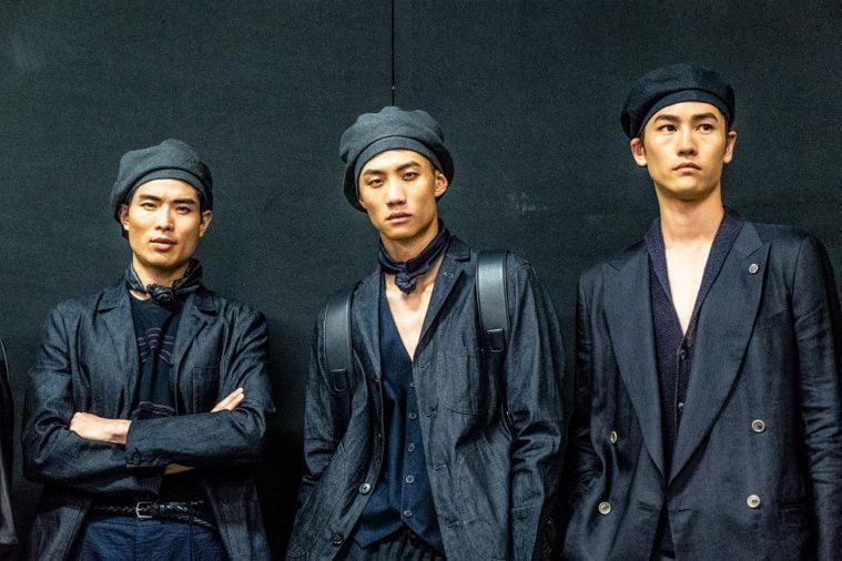phong cách thời trang italy