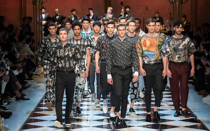 Thời trang Dolce and Gabbana