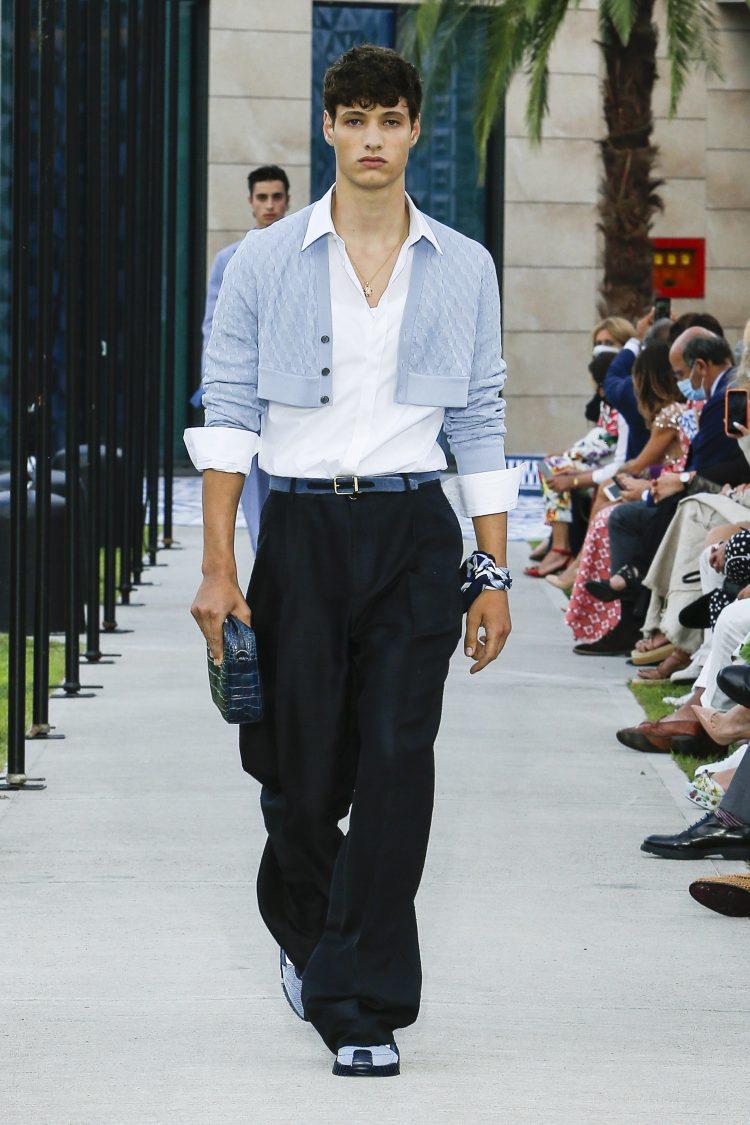 Dolce & Gabbana Menswear Xuân 2021