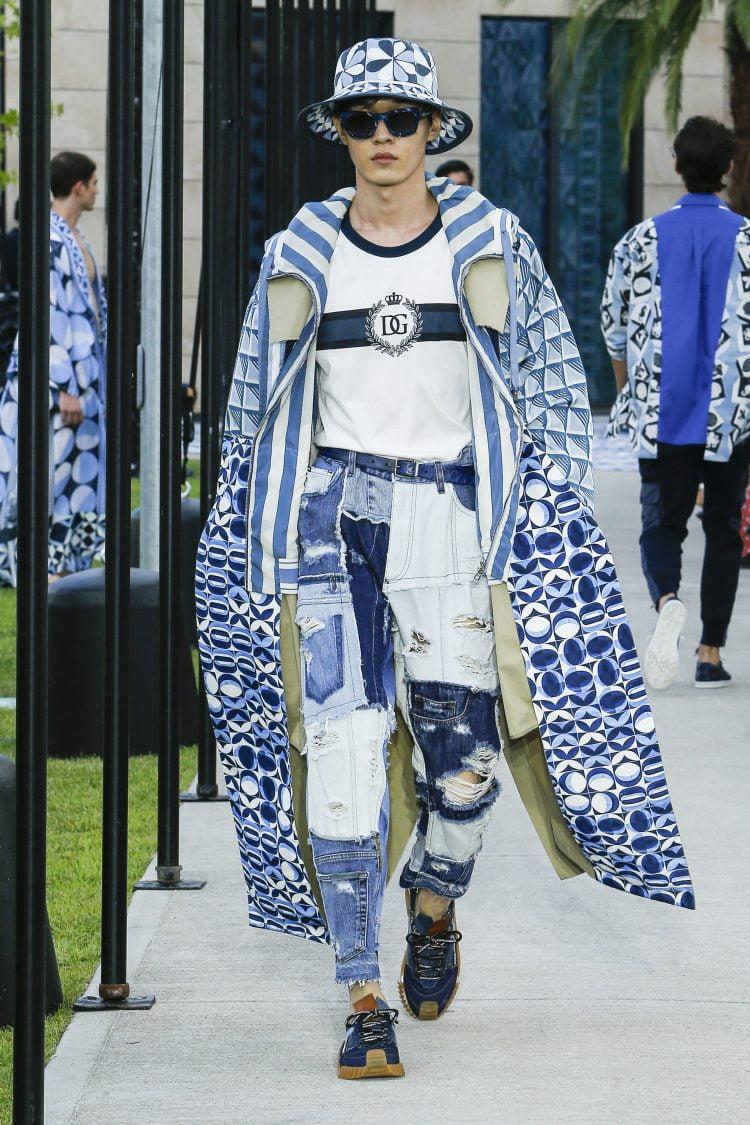 Dolce & Gabbana Menswear Xuân 2021 (3)