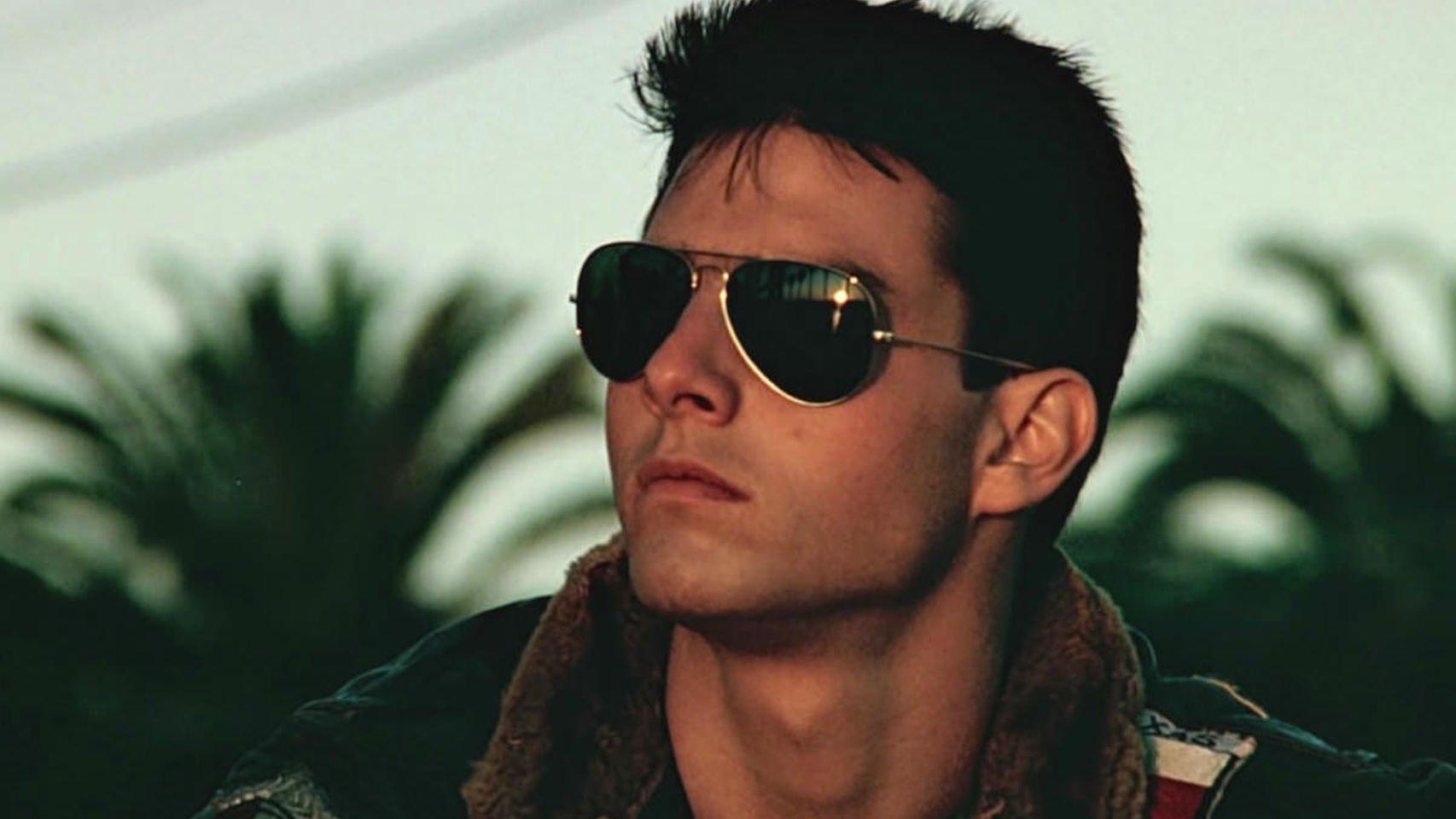 Rayban Aviator Tom Cruise